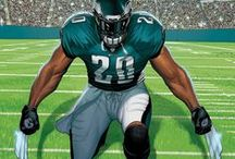 #EaglesNation Masterpieces / There are many different ways to show your #Eagles fandom. Our favorite fan art, gameday signs and more. #FlyEaglesFly / by Philadelphia Eagles