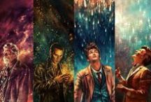 Doctor who?! / anything and everything doctor who / by Nora Sell