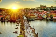 Prague: City of a Hundred Spires / The Czech Republic's vibrant capital boasts more than ten major museums, along with numerous theaters, galleries, cinemas, and other historical exhibits, making it the sixth-most-visited city in Europe. / by Viking Cruises