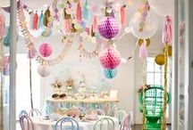 p.a.r.t.y. - grown-up party ideas. / by Rebecca H