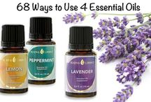 Essential Oils / by Rebecca Hall