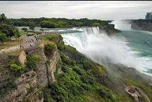 Wet & Wild / Waterfalls, rapids & fast water