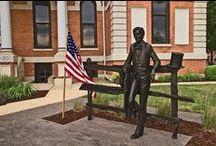 American Iconic Travel / USA focused icons, symbols, buildings