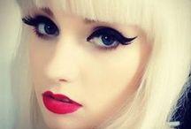 style: hair//nails//makeup. / style: hair//nails//makeup. / by Rebecca H
