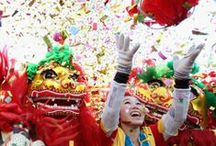 Festivals Around The World / Global cultural events occuring in 2014.