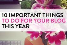 Blog Central / Hints, tips, tricks and reminders for your blog.