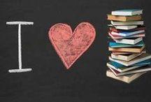 bookworm / by Genina DeLucia