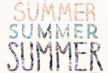 seasons: summer / by Rebecca H