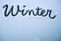 seasons: winter / by Rebecca H