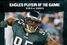Feathers and Facts / Fact: The #Eagles are your favorite NFL team. Here are some other handy infographics that tell the facts like they are. / by Philadelphia Eagles