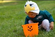 Eagles Green for Halloween / Spooky fun and #FlyEaglesFly as #EaglesNation gets in the Halloween spirit.  / by Philadelphia Eagles