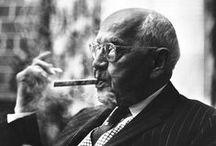 …But Always Fine Bourbon / Pappy Van Winkle and his bourbon legend