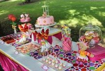 p.a.r.t.y. - children's party ideas. / we're having a party! / by Rebecca H
