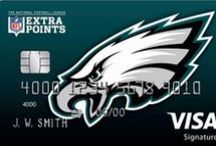 Eagles Extra Points Rewards Showcase / NFL Extra Points allows you to carry your team everywhere with the Philadelphia Eagles Extra Points Rewards Card! Enjoy a competitive rewards program that offers inside access to Philadelphia Eagles events.    Visit EaglesExtraPoints.com for more information. / by Philadelphia Eagles