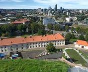 Travel Balkans / Travel to the Balkan countries: Estonia, Latvia, Lithuania