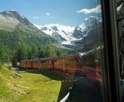 Travel Tips: Train Travel / Travel tips and advice on trains and train travel