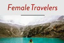 Travel Tips: Solo Travel / Travel tips and advice for the solo traveller