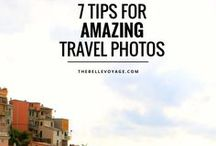 Travel Tips: Photography / Tips and advice for great travel photography