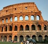Travel Rome, Italy / Travel to the city of Rome, Italy