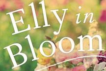 Elly in Bloom / Love Comes in All Sizes: A board for my debut novel, Elly in Bloom, available on Amazon. Read more about it here: www.colleenoakes.net