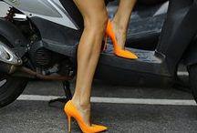 """Big Girl"" Shoes ;) / by Kalebra Kelby"