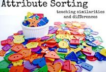 Math Activities Beyond Counting / Math games, math crafts, teaching math, fun math, preschool math, kindergarten math, math projects.