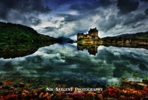 Scottish Castles & Buildings / Examples of Scotland's amazing buildings and spaces