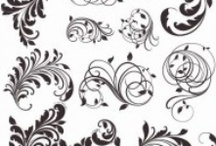 Quilts - Scroll designs / by Renee Sauve