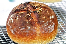 """I Knead some Dough! / ~~~Our Grateful Bread~~~  """"How can a nation be great if its bread tastes like Kleenex?""""  --Julia Child / by Dana Parkes"""