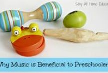 Music Activities for Preschoolers / Music activities, music play for kids, music play ideas, music play for toddlers, music play for babies, stories with music play, music and movement, fun music activities.
