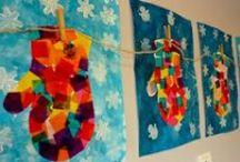 Winter and Arctic Preschool Theme / Winter preschool activities, Arctic preschool activities, winter activities for kids, winter preschool crafts, Arctic preschool crafts, winter preschool games, Arctic preschool games, winter preschool art, arctic preschool art, winter preschool lessons, winter preschool food.