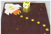 Space Preschool Theme / Space preschool activities, space preschool crafts, space preschool games, space preschool art, space preschool lessons, space preschool ideas, space preschool decorations.