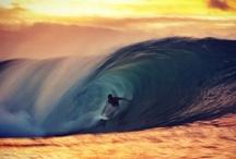 el surf / by JPablo Matz
