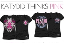 THINK PINK! / Support breast cancer awareness. / by Katydid.com