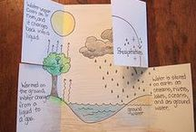 Weather and Seasons Preschool Theme / Weather preschool activities, teaching weather to preschoolers, weather preschool printables, weather preschool crafts, weather preschool art, weather songs, seasons preschool activities, teaching seasons to preschoolers, learning seasons, four seasons, seasons songs for preschoolers, seasons preschool crafts, seasons preschool art.