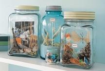 Glass Jars / by Julie Calhoun