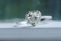 Bling (and a ring I hope to someday acquire) / by Abby Norrick