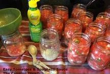 Preserve ❋ Can & Freeze / Freezer-friendly meals, tips, techniques. Plus, learn how to can. / by Queen Bee Coupons