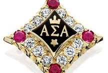 The Badge of Alpha Sigma Alpha