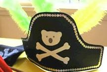 Pirates Preschool Theme / Pirates preschool activities, pirates preschool crafts, pirates preschool books, pirates preschool dramatic play, pirates preschool art, pirate preschool games, pirates preschool lessons, pirates preschool songs, pirates preschool ideas, pirates preschool learning activities.