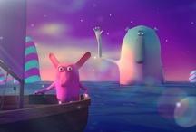 animaciones y videos / by JPablo Matz