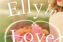 Elly in Love / A board to celebrate the upcoming sequel to the Kindle Bestseller, Elly in Bloom.  Read about it here: http://www.amazon.com/Elly-In-Bloom-Colleen-Oakes/dp/1477514120 / by Colleen Oakes