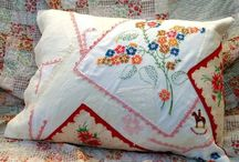 Pillow Talk / Pillow, poufs and tuffets to soften your landing :) / by Wendy Olivas