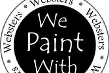 Webster's Chalk Paint Powder is Now Available at Studio 11 Boutique, Emporia KS! / These are all things Webster's! We love this Chalk  Paint Powder and want to share our before and after pictures, tips, tricks & information with you!