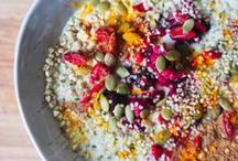Grains of Truth & Bean Counters / Grain Recipes / by Dana Parkes