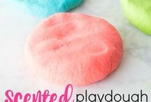 Play Recipes / Sensory play, play dough recipes, paint recipes, slime recipes, sensory recipes, play recipes for learning, fun play recipes, play recipes for kids.