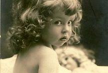 Little girls and their dolls / by Wendy Olivas
