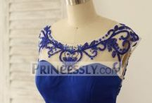 Evening Gowns / Elegant and intoxicating evening gowns and dresses designed by Princessly.