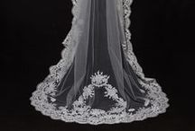 Bridal Veils / Princessly makes some of the world's finest bridal wedding veils at affordable prices!