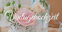 Vintage Hochzeit / Alle schönen Dinge, die eine Vintage Hochzeit ausmachen findest du hier. Wundervolle Pastell-Töne, Schleierkraut und Kraftpapier machen den Vintage-Look perfekt. Einfache DIY-Anleitungen zum Thema Vintage findest duafauf unserer Seite www.brautrezepte.de